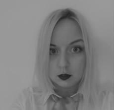 Moni alb negru fw